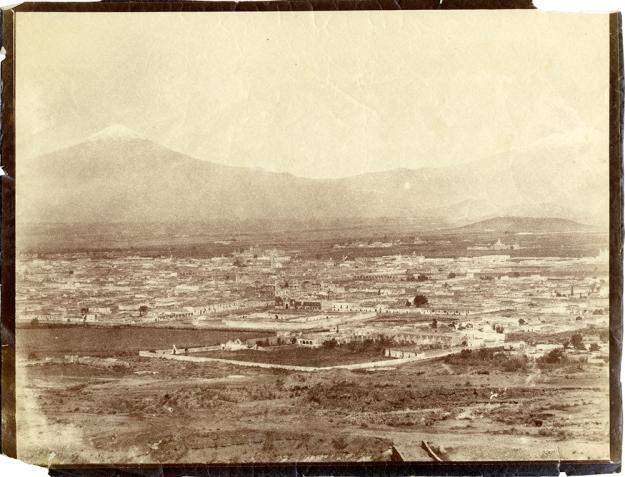 View of Puebla
